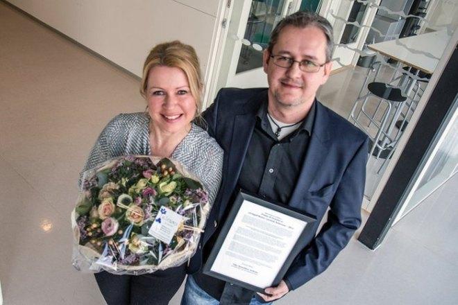 FOTO: Knut Jul Meland / Høgskolen i Buskerud og Vestfold.